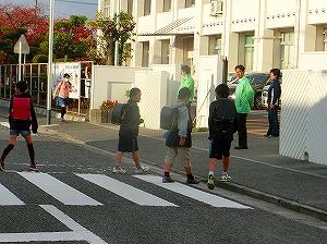 通学路清掃リポート ~教師がまちを美しく~