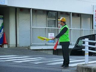 通学路清掃リポート ~寒い 寒い~