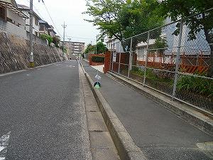 通学路清掃リポート ~夏休みも終わり~