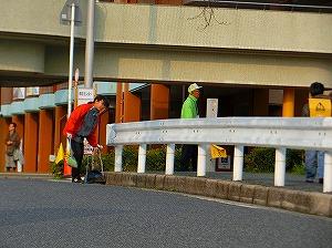 通学路清掃リポート ~明日はお別れ~