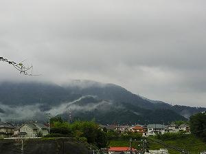 通学路清掃リポート ~記録的集中豪雨~