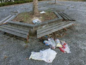 公園清掃リポート ~爽やかな9月の幕開け~