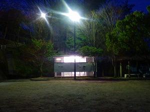公園清掃リポート ~寒波が日本列島を覆う~