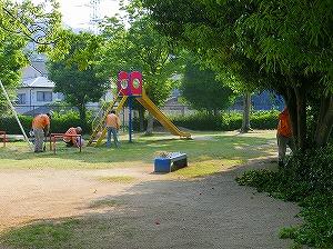 公園清掃リポート ~猛暑日の予感~