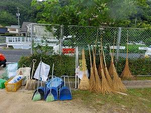 公園清掃リポート ~小百合さん 大感激!~