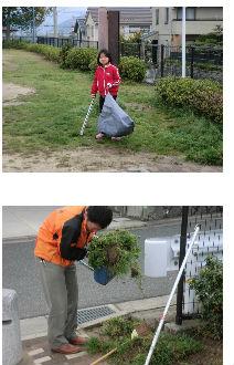 公園清掃リポート ~初夏の彩りが欲しい~