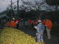 公園清掃リポート ~立春に感謝~