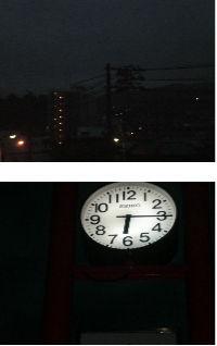 早朝清掃リポート ~雨もまたよし~