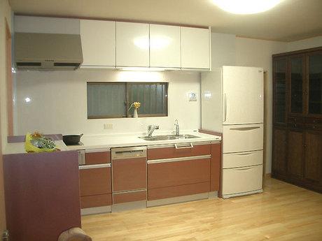 キッチンはフル装備で食事を楽しむべし