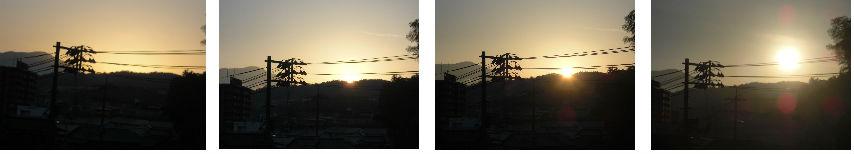早朝清掃リポート ~県北は-13℃~
